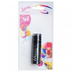 Lippenstift matt, schwarz SB