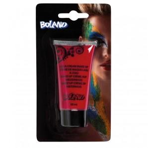 Make-Up Creme rot auf Wasserbasis,