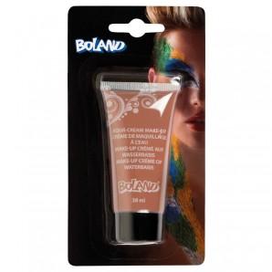 Make-Up Creme braun auf Wasserbasis,