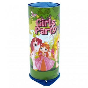 Tischbombe Maxi Girls Party H: 26 cm,