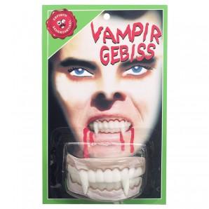 Vampirgebiss gross