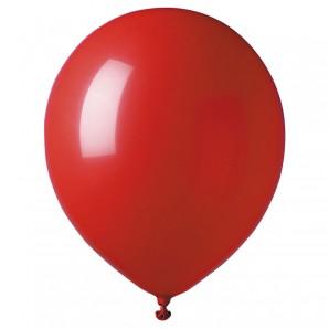 Ballon rot, 12 Stück ø 30 cm