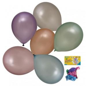 Ballon perlmutt, 10 Stück ø 29 cm,