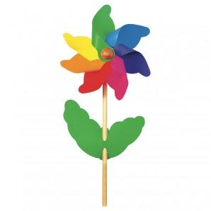 Windrad Blume klein ø 21 cm,