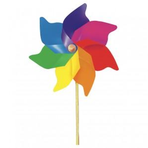 Windrad Blume Jumbo ø 45 cm,