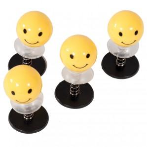 Springfigur Happy Face 4 Stk. im Beutel