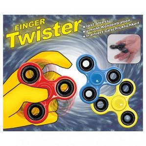 Finger Twister gross 3-fach ass. ø 7.5 cm,