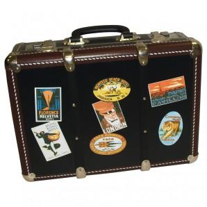 Kinderkoffer Oldtimer Deluxe
