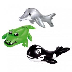 Badewannentiere aufblasbar ca. 35 cm,