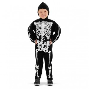 Skelettkostüm Gr.S