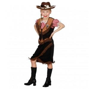 Cowgirl Oakley Gr.128 2-teilig
