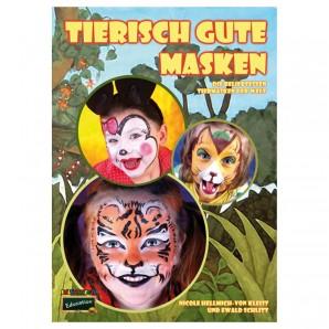 Schminkbuch Tierische Masken
