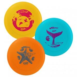 Frisbee Malibu sort.