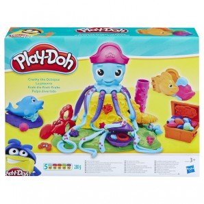 Play-Doh Kraki