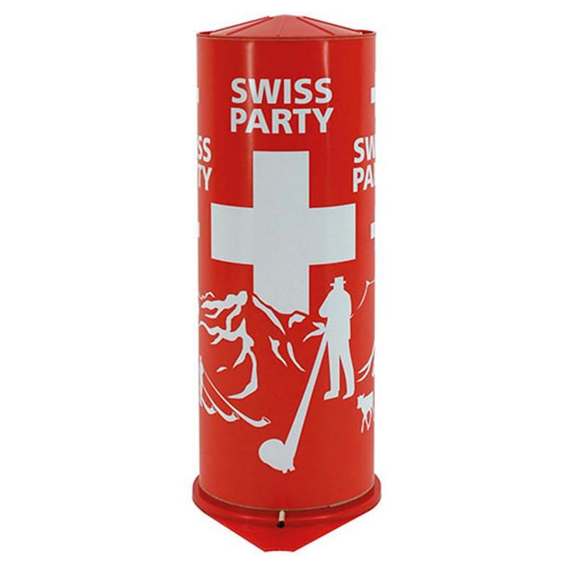 Tischbombe Swiss Party Maxi