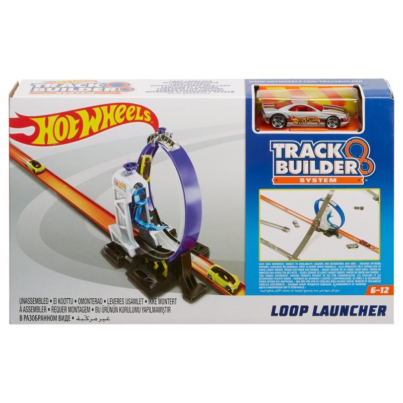 Track Builder Basis Set ass. mit Fahrzeug