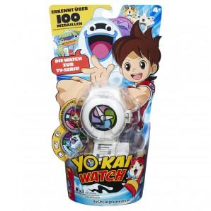 Yo-Kai Watch, d mit 2 Medaillen,