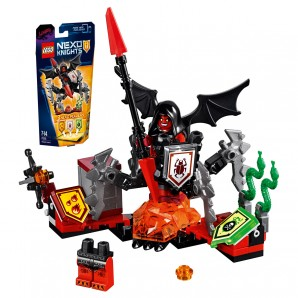 Ultimative Lavaria Lego Nexo Knights