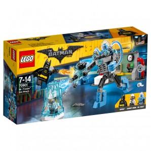 Mr. Freeze Eisattacke Lego Batman Movie