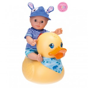 Puppe Kids Bade-Boy 30 cm