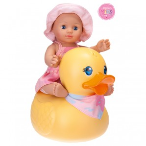 Puppe Kids Bade-Girl 30 cm