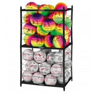 Etagen-Ballständer 2-teilig