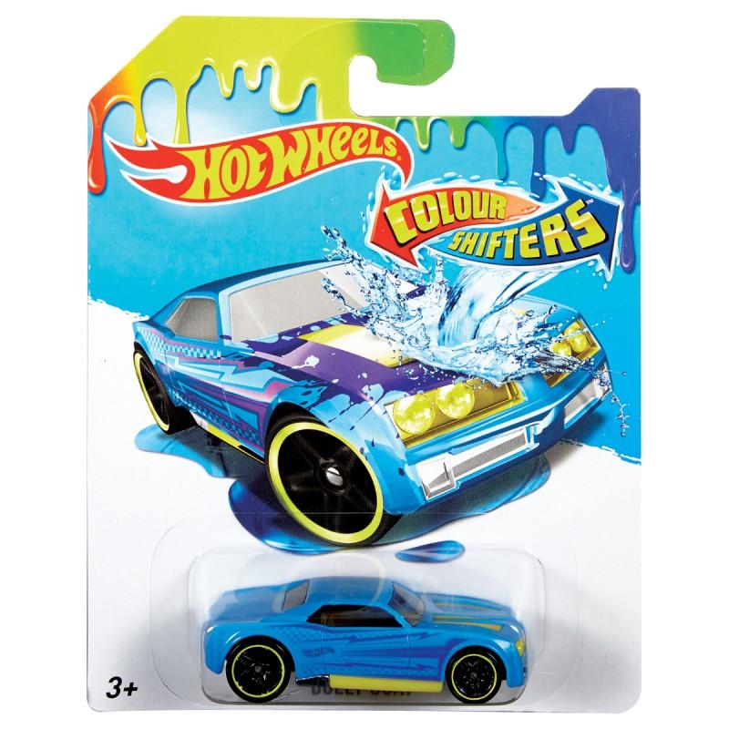 Color Shifters Fahrzeuge 1:64,