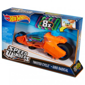Speed Winder Moto ass. Hot Wheels,