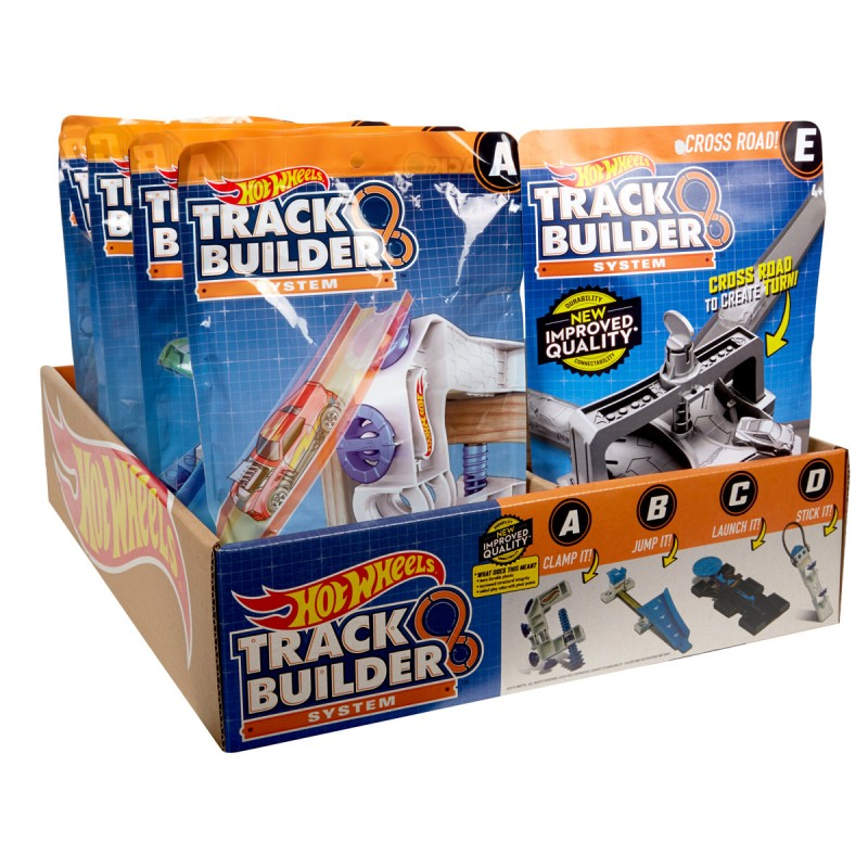Track Builder Zubehör Hot Wheels