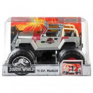 Jurassic World 1:24 Truck