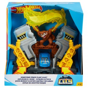 Hot Wheels City Spielset