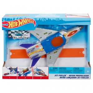 Launch Into Action, ass. Hot Wheels