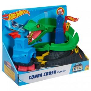 Hot Wheels City Kobra