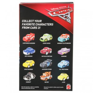 Cars Micro Racer Blindpack assortiert,