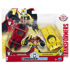 Transformers RID Crash Combiners Doppelpack,