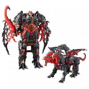 Transformers Dragonstorm Mega Turbo Changer,