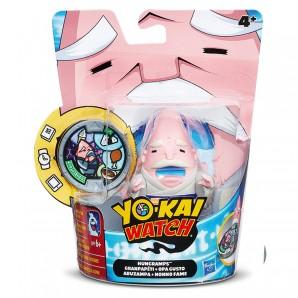 Yo-Kai Watch Sammelfigur mit Medaille,