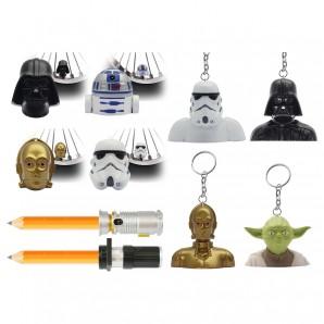 Schlüsselanhänger Star Wars Serie 1,