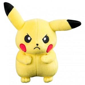 Pikachu grimmig Plüsch,
