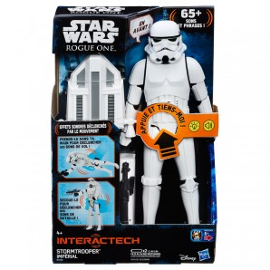 Star Wars Stormtrooper, f französische Version