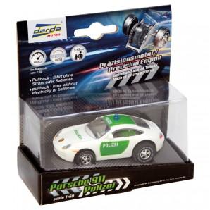 Darda Auto Porsche Polizei 9.5 cm,