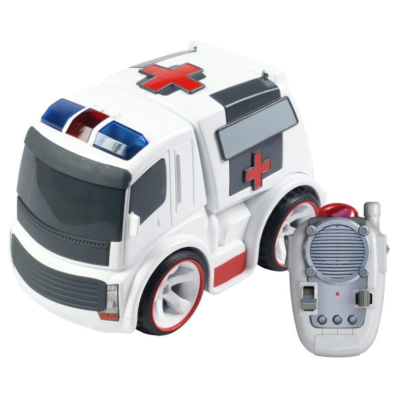 Krankenwagen I/R mit Fernsteuerung,