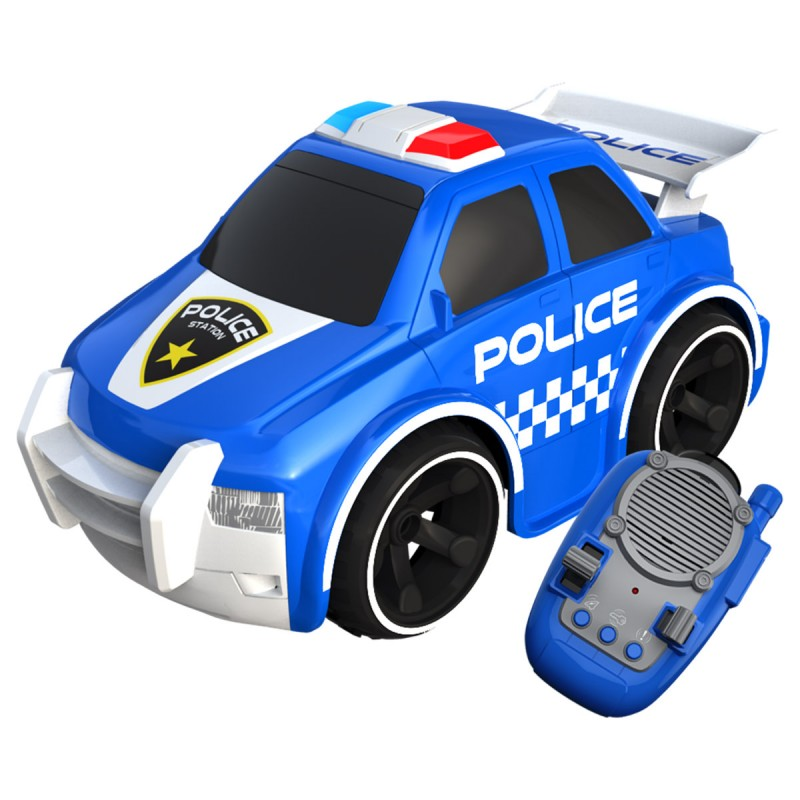 Polizeiauto I/R