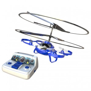 My first R/C Drohne 18x10 cm,