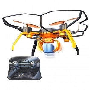 Drohne Gripper, 2.4 GHz 4-Kanal Steuerung,