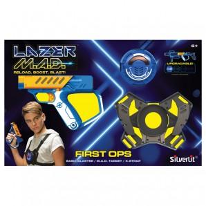 LAZER M.A.D. First Ops