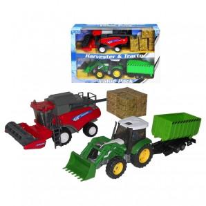 Ernte-/Traktorset 2-tlg.