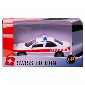 Swiss-Polizei PW 1:43,