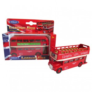 London Bus 12 cm,