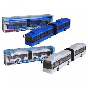 Gelenk-Stadtbus 3-fach ass. 1:48,